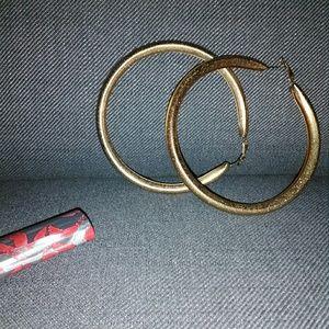 Jewelry - Gold Hood Earrings